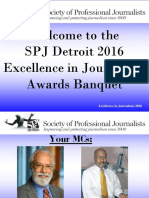 2016 SPJ Detroit Award Winners