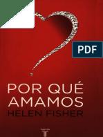 Helen Fisher - Por Que Amamos