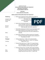 Keputusan Kepala Badan Pengawas Obat Dan Makanan Republik Indonesia Tentang Tata Laksana Uji Klinik