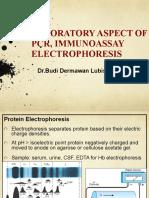 Lab PCR Electroporesis