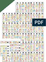 Bingo Tabloide