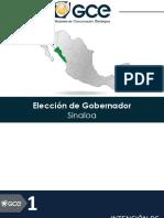 Sinaloa GCE 2016