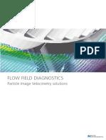 Flow Field Diagnostics DANTEC