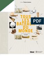 """Catalogue de l'exposition """"TOUS LES BATEAUX DU MONDE"""""""