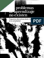 Los Problemas de Aprendizaje No Existen (Boggino Norberto)