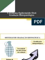 Gradação histopatologica do carcinoma epidermoide oral.ppt