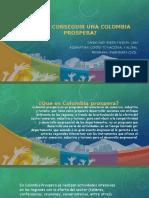 Una Colombia Prospera