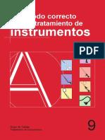 1c103 Catalogo El Metodo Correcto Tratamiento de Instrumental