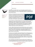 mandy recommendation letter