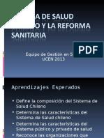 Clase 1 Sistema de Salud Chileno