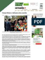 11 - 04 - 16 Firman México y Alemania ocho acuerdos