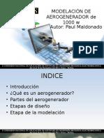 Modelación en ANSYS Workbench