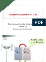 Decreto Supremo 132