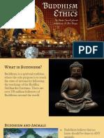 buddhism ethics