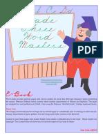 Review WordMastersG3 eBook
