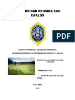 Introduccion Contaminacion Por Eutrofizacion