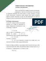 Física - MovimentoTridimensional