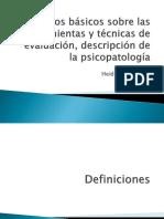 PSICOPATOLOGIA  -- TEXTO