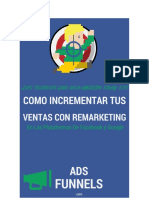 Como incrementar tus ventas con remarketing