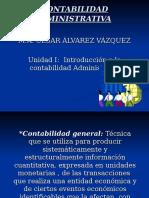 Contabilidadadministrativa.1er. Unidad