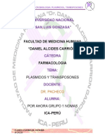 Seminario Transposones Plasmidos