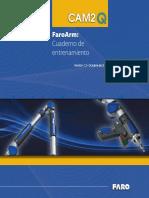 CMM 08m13s14 - FaroArm Training Workbook - CAM2 Q v1 2 - Octubre de 2009