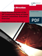 China's New Direction Third Plenary Session of the 18th Communist Party of China Central Committee_EN