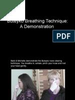 Buteyko Breathing Technique a Demonstration 12495 (1)