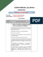 Geologia Estructural UCCI examen  final - banco de preguntas