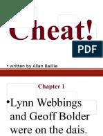 Literature Form 2 ( Cheat - Allan Baillie)