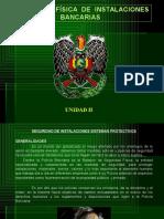 SEGURIDAD DE INSTALACIONES SISTEMAS PROTECTIVOS
