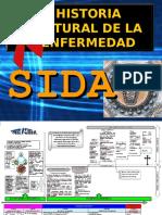 HNE SIDA Historia Natural de La Enfermedad Niveles de Prevencion