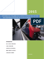 Informe de Comparacion Macroeconomico