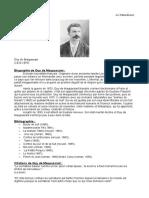 Biographie Guy de Maupassant