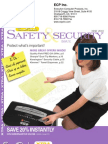 ECP Safety and Security Flyer for May 2010