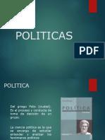 politicas empresas