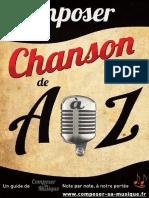 Composer Sa Chanson