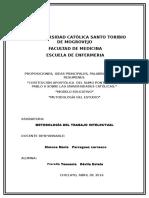Constitucion Apostolica Del Sumo Pontifice Juan Pablo Segundo Juan Pablo II Sobre Las Universidades Catolicas