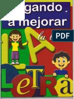 Cuaderno Mejor and Ola Letra Me