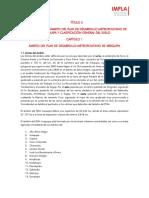 3_titulo II_ámbito y Clasificación General Del Suelo