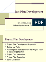 Project Plan Development-1