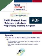AMFI Prep Training 2008