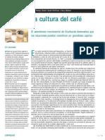 La Cultura Del Cafe