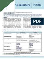 Dopamine Receptors Review
