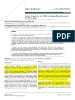 Differentiating Bronchogeniccarcinoma From Adjacent Atelectasis 2167 7964 1000214