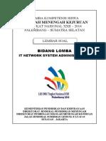 LKS Palembang Modul 1