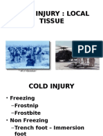 K - 3 Cold Injury (Fisiologi)