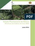 Bolivia Coca Survey 2014 Web