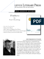 TINKERS Reading Group Guide