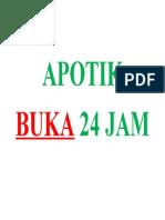 APOTIK